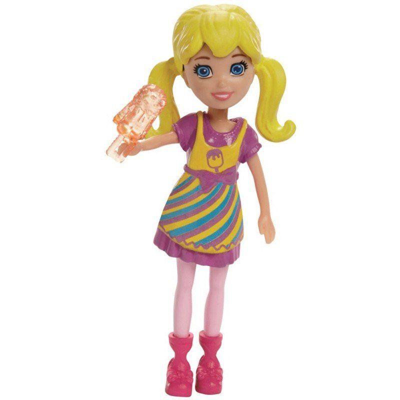 Boneca Polly (Sorvete): Polly Pocket - Mattel