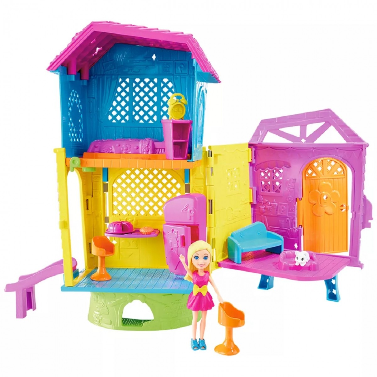 Boneca Polly: Super Clubhouse Polly Pocket