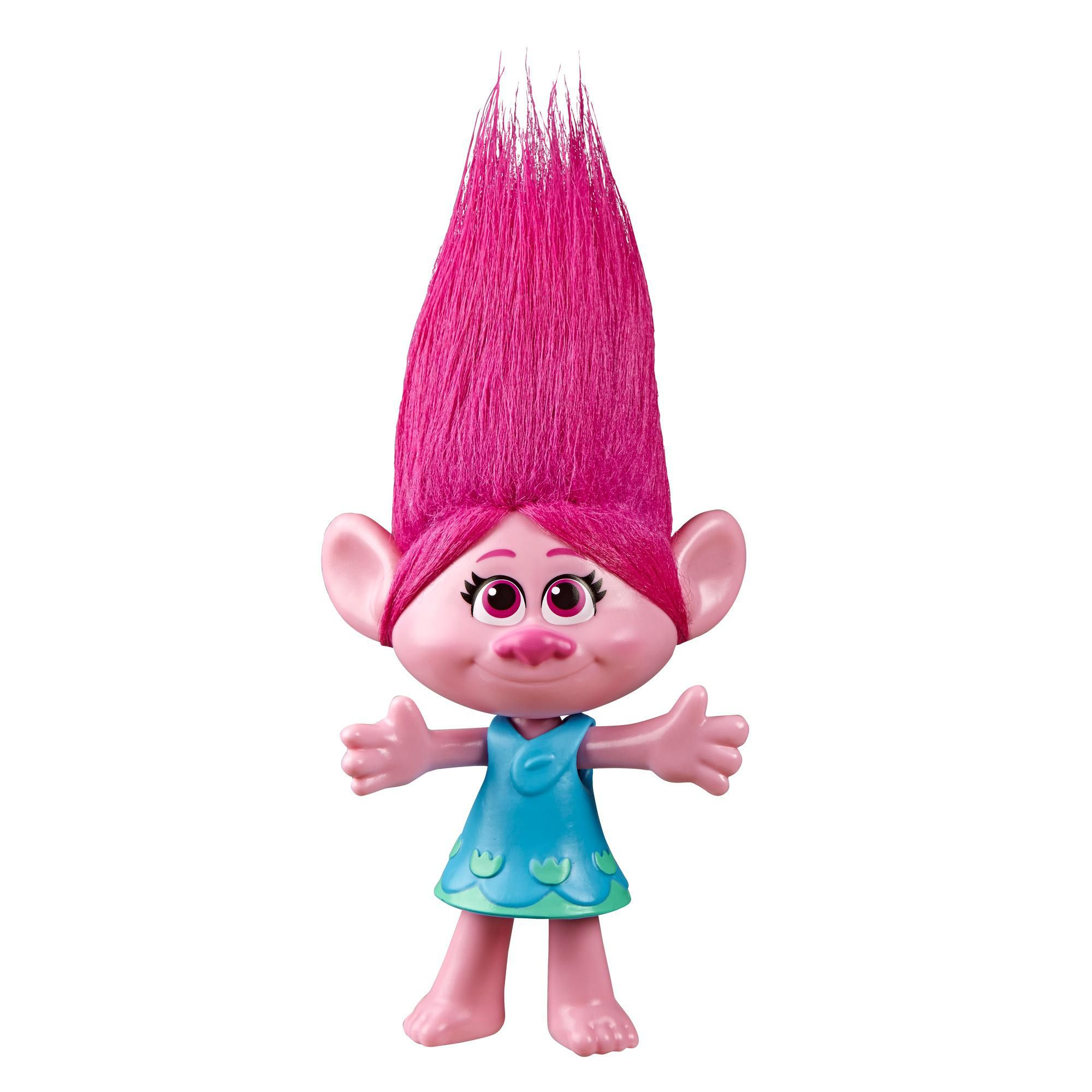 Boneca Poppy: Trolls 2 (World Tour) - Hasbro