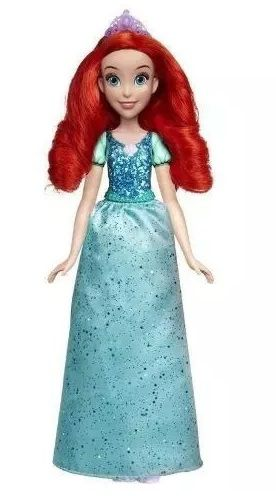 Boneca Princesa Ariel (Royal Shimmer): Disney - Hasbro