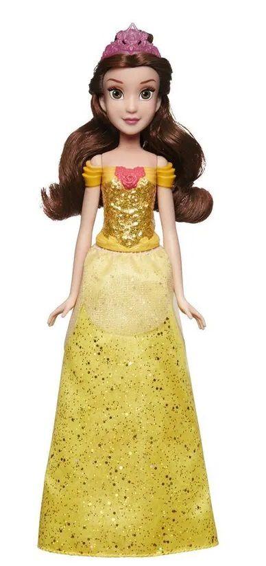 Boneca Princesa Bela (Royal Shimmer): Disney - Hasbro