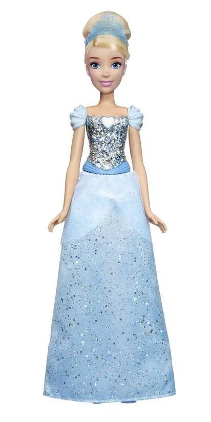 Boneca Princesa Cinderela (Royal Shimmer): Disney - Hasbro