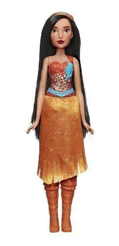 Boneca Princesa Pocahontas (Royal Shimmer): Disney - Hasbro