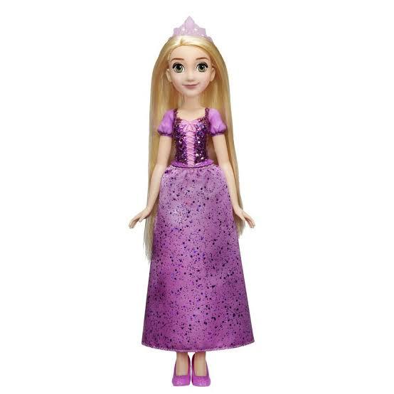 Boneca Princesa Rapunzel (Royal Shimmer): Disney - Hasbro