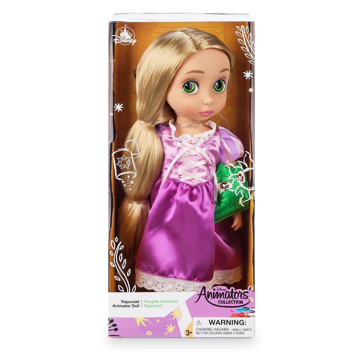 Boneca Rapunzel: Enrolados (Tangled) (Disney Animators' Collection) - Disney