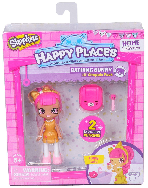 Boneca Rita Batonita: Shopkins Happy Places (Kit M
