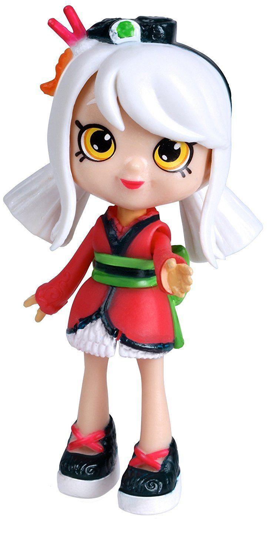 Boneca Sara Sushi: Shopkins Happy Places (Kit Mini