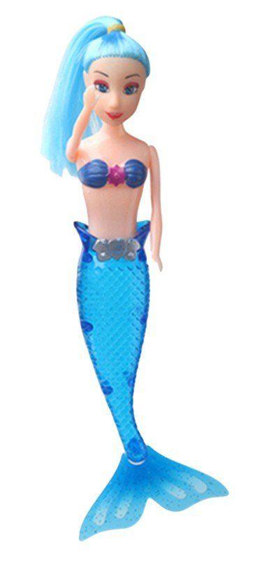 Boneca Sereia: Mermaid Magical (Azul)
