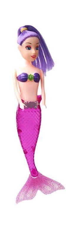 Boneca Sereia: Mermaid Magical (Lilas)