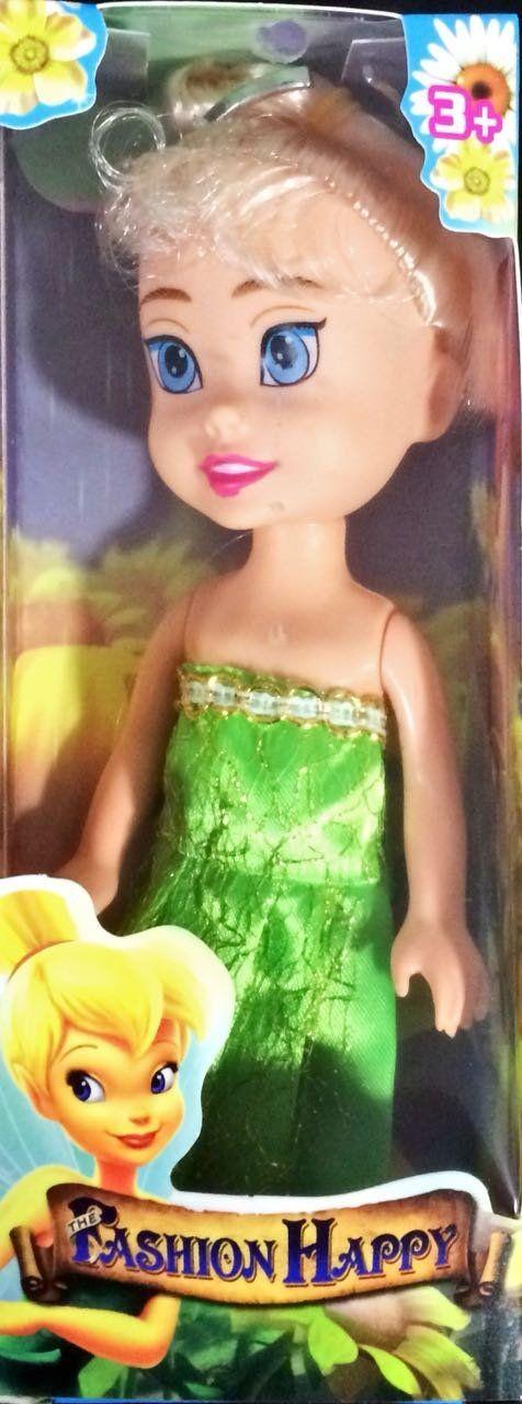 Boneca Sininho: Princesas Fashion