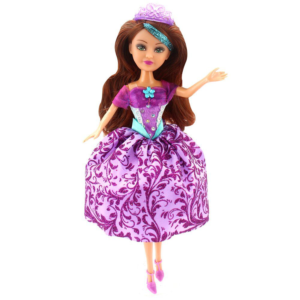 Boneca Sparkle Girlz: Princesa Super Brilhante (Charlotte) - DTC