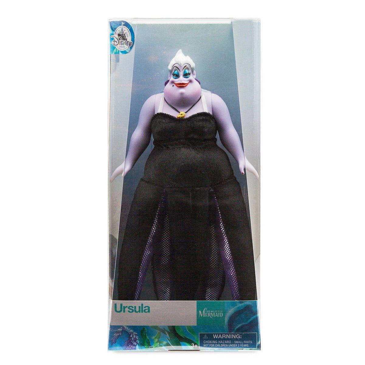 Boneca Ursula (Classic): A Pequena Sereia (The Little Mermaid) - Disney Store