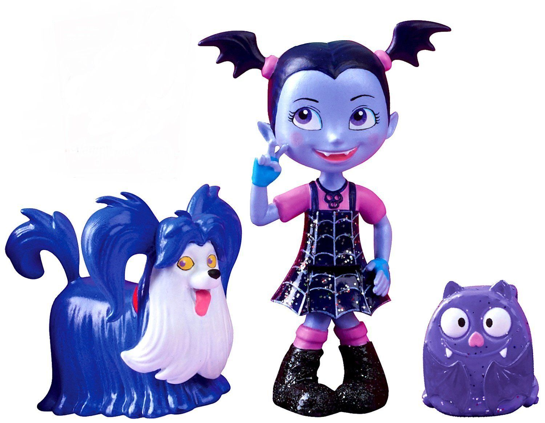 Boneca Vampirina & Wolfie: Vampirina - Disney Junior (Apenas Venda Online)