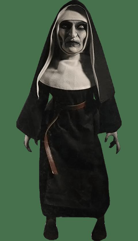 """Action Figure A Freira (The Nun) 18"""": Invocação do Mal (The Conjuring Universe) Roto Plush (Boneco Colecionável) - Mezco"""