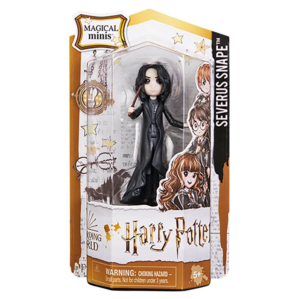Boneco Action Figure Colecionável Miniatura Severus Snape: Harry Potter Magical Minis - Sunny