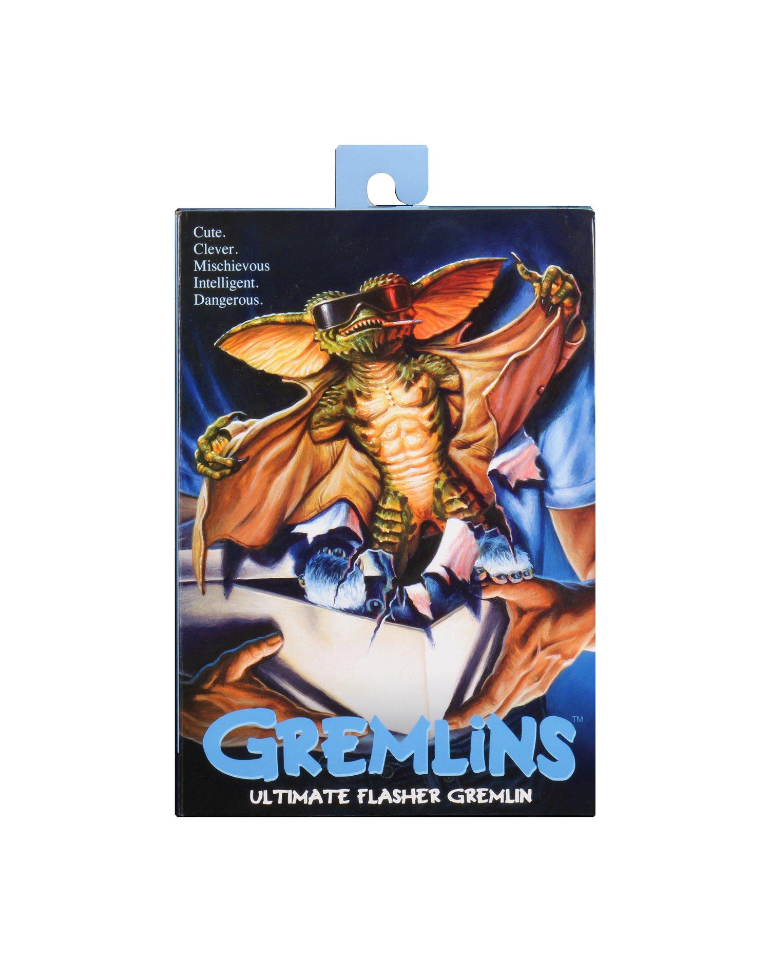 Boneco Action Figure Ultimate Flasher Gremlin 7'' - Gremlins - Neca