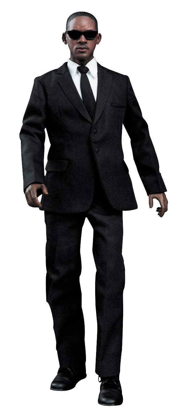 Boneco Agente J: Men In Black 3 (MIB3) (Escala 1/6) - Enterbay - CG