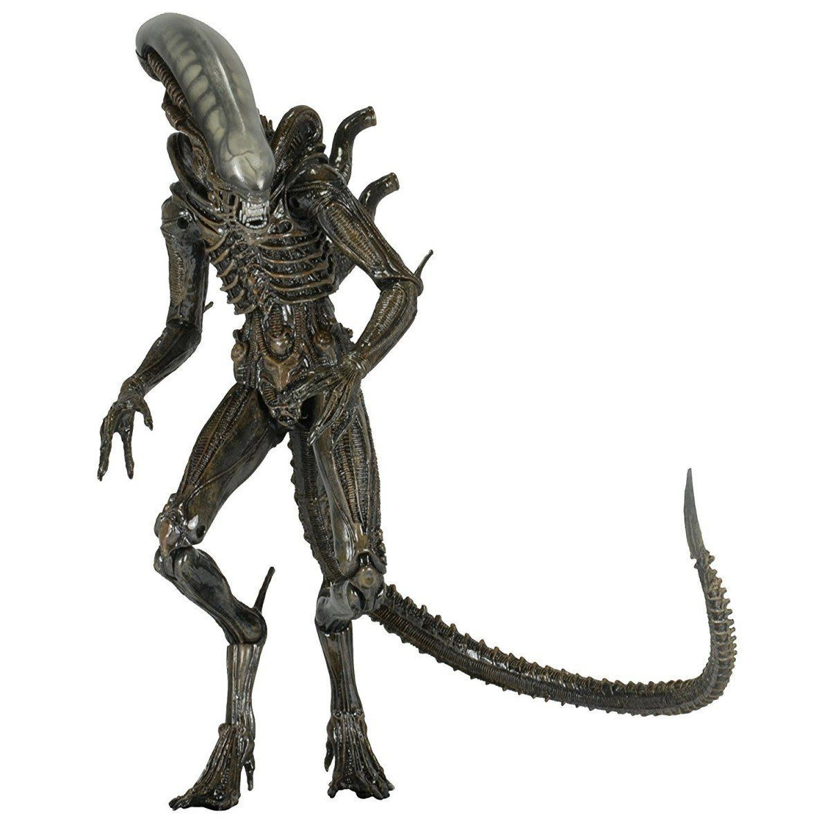 Boneco Alien Xenomorph: Alien Isolation Series 6 Escala 1/10 - Neca - CD