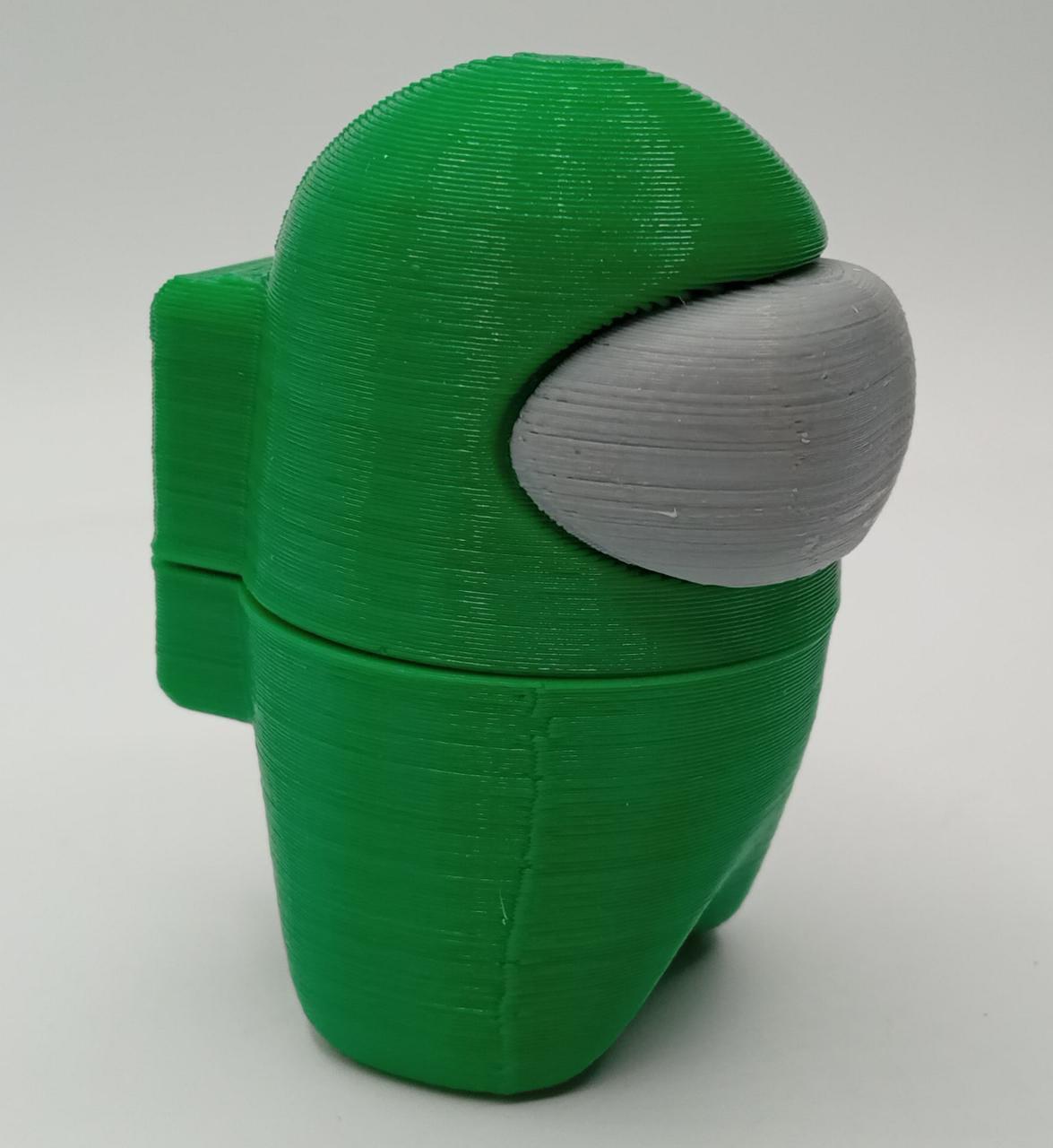Boneco Among Us: Verde - EV