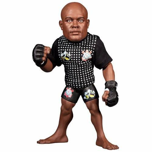 Boneco Anderson Silva (The Spider): UFC Ultimate Collector
