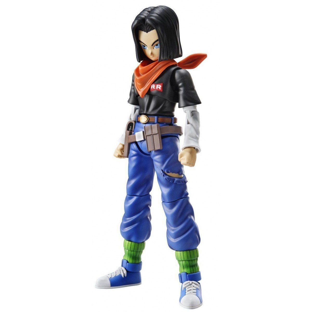 Boneco Android 17: Dragon Ball Z Figure-rise - Bandai