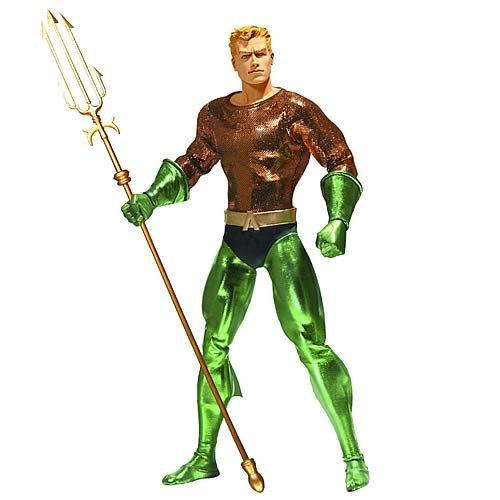 Boneco Aquaman Deluxe: DC Comics (Escala 1/6) - DC Direct - CG