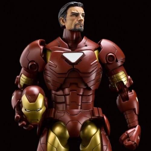 Boneco Armorize Homem de Ferro (Iron Man) Escala 1/10 - Sentinel - CD