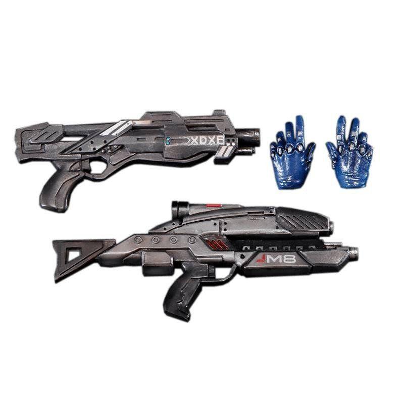 Boneco Ashley: Mass Effect 3 - Play Arts Kai (Square Enix)