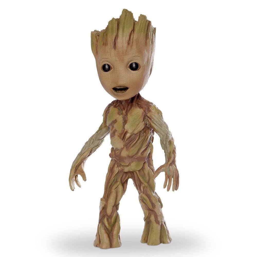 Boneco Baby Groot (Life size): Guardiões da Galáxia Vol 2 (Guardians of The Galaxy Vol 2) 50Cm - Mimo