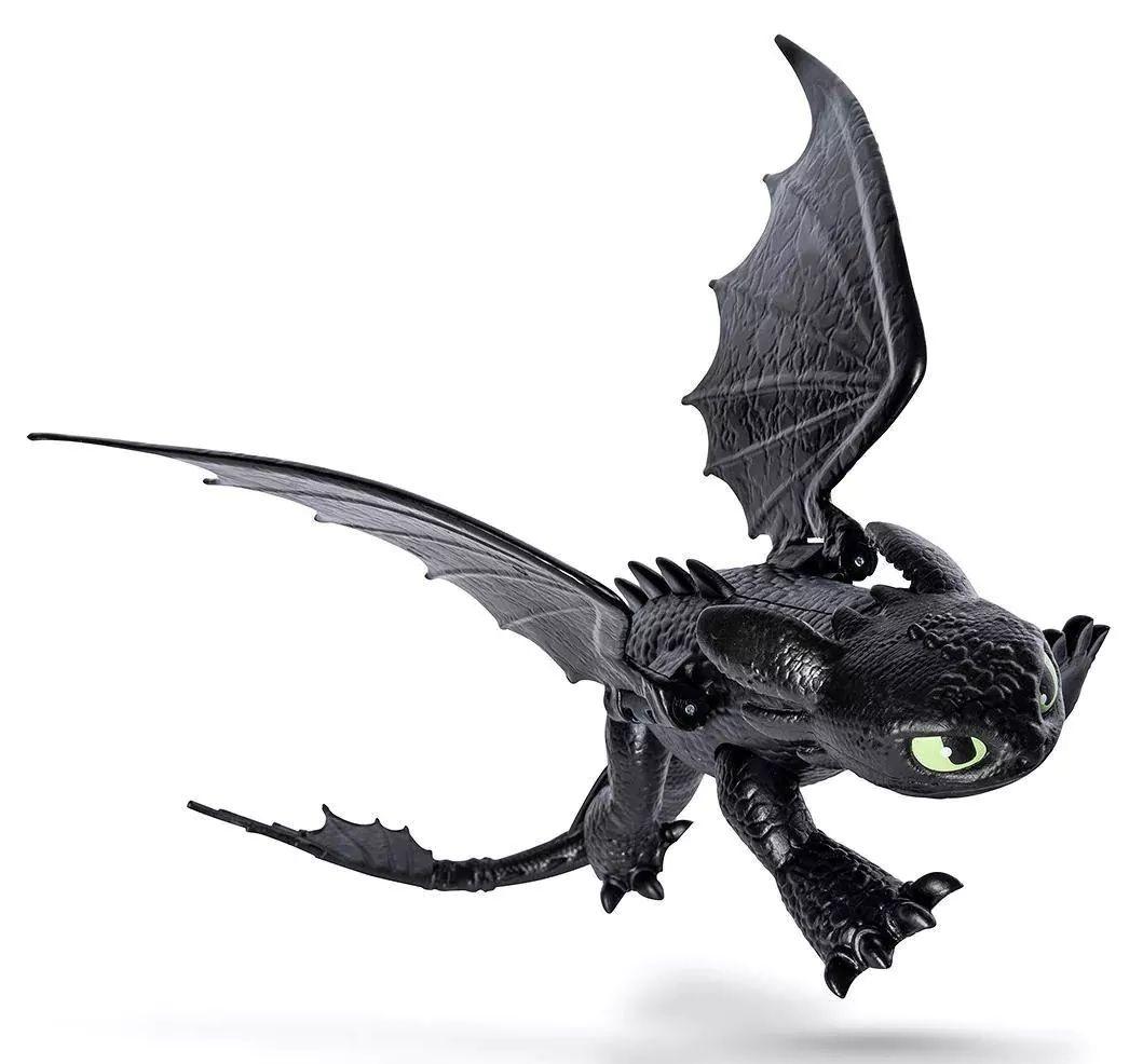 Boneco Banguela (Toothless): Como Treinar o seu Dragão 3 - Sunny