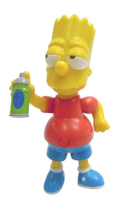 Boneco Bart Falante Talking Os Simpsons Aniversario 25 anos The Simpsons 25