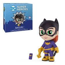 Funko Boneco BatGirl: Dc Comics Super Heroes (5 Star) - Funko