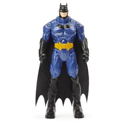 Boneco Batman Armadura de Batalha Azul Battle Armor: Batman - DC Comics - Sunny