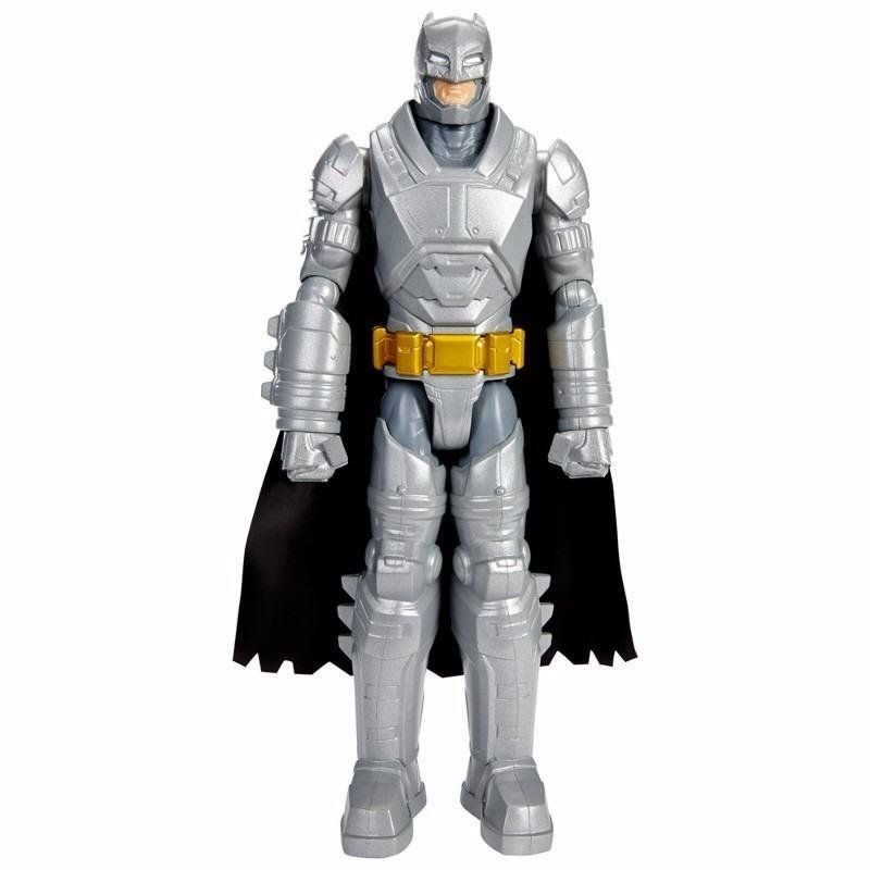 Boneco Batman Armored: Batman Vs Superman - Mattel