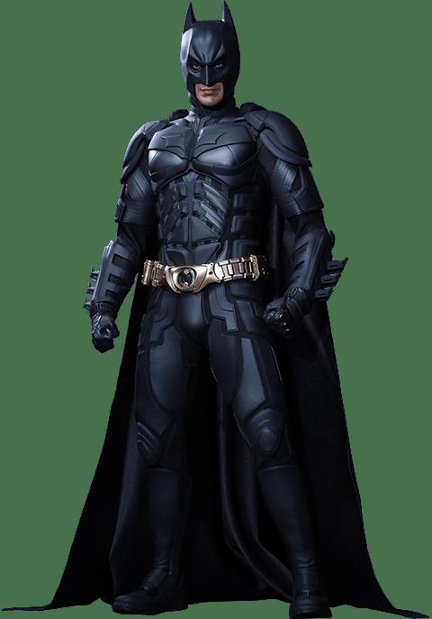 Action Figure Batman: Batman O Cavaleiro das Trevas Ressurge (The Dark Knight Rises) Escala 1/4 (QS001) - Hot Toys