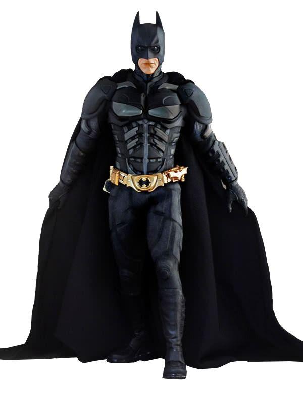 Boneco Batman: Batman O Cavaleiro das Trevas (The Dark Knight) 1/6 - Hot Toys