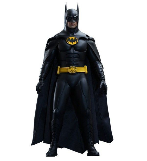 Action Figure Batman: Batman O Retorno (Batman Returns) MMS293-1 (Escola 1/6) Boneco Colecionável - Hot Toys