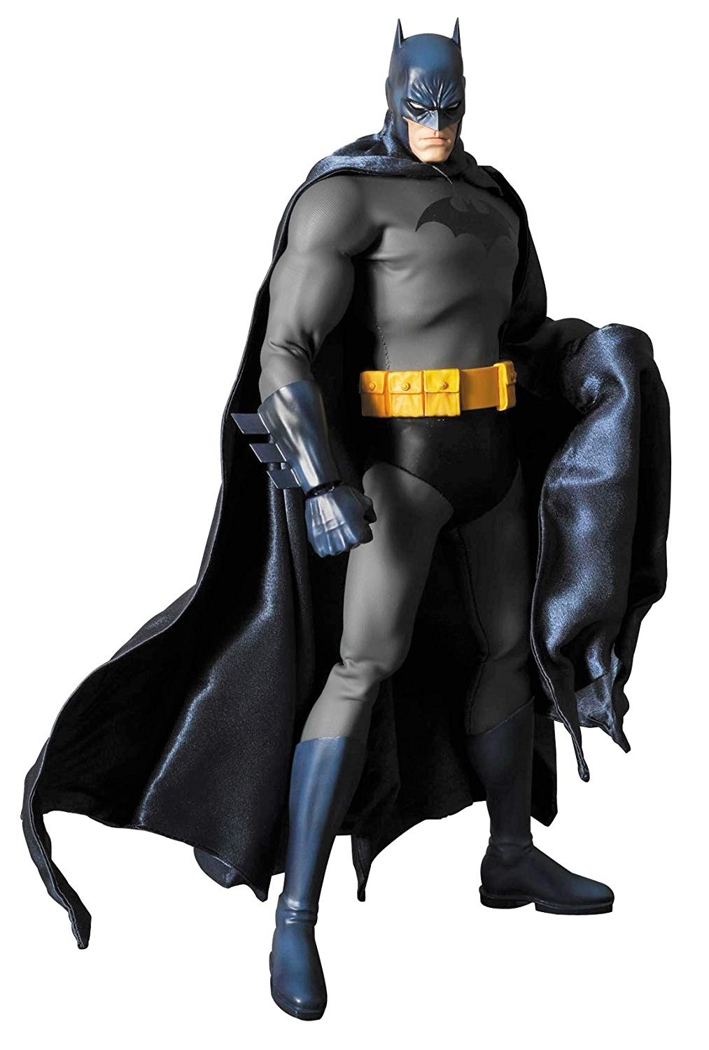 Boneco Batman: Hush Real Action Heroes No.646 (Escala 1/6) - Medicom