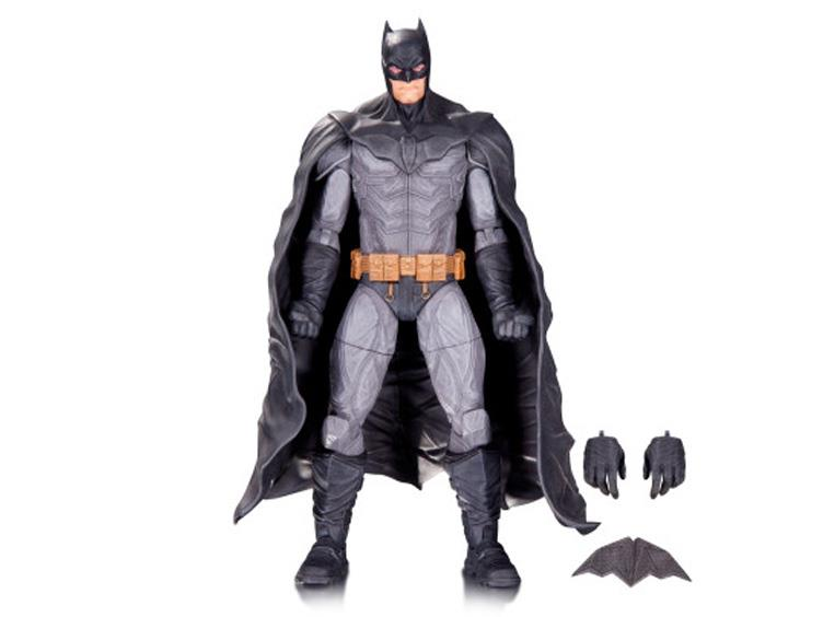 Boneco Batman: DC Comics Designer Series (by Lee Bermejo) - DC Collectibles