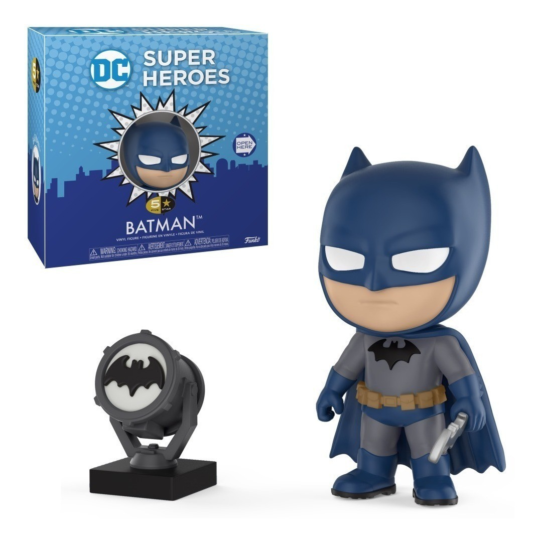 Funko Boneco Batman: Dc Comics Super Heroes (5 Star) - Funko