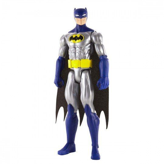 Boneco Batman: Justice League Action (Azul) - Mattel