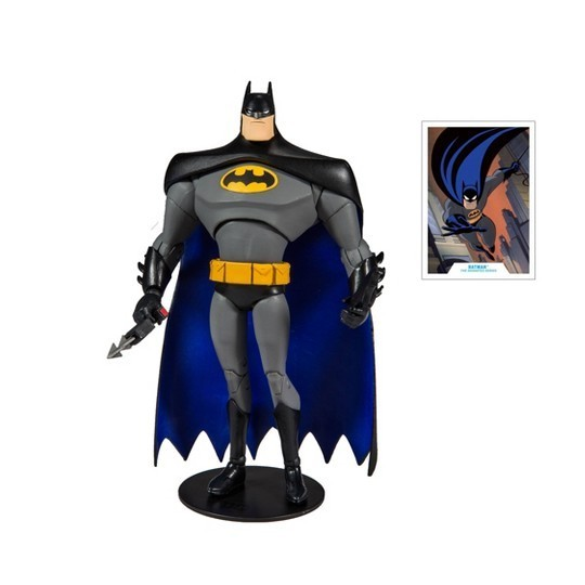 Action Figure Batman Serie Animada (Batman The Animated Series): DC Comics (Multiverse Artic) - McFarlene Toys