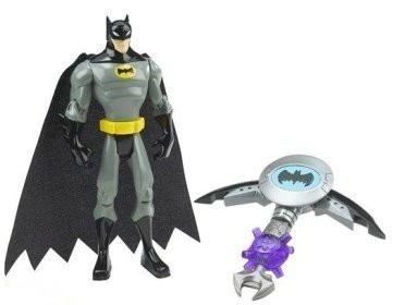 Boneco Batman: The Batman Extreme Power - Mattel