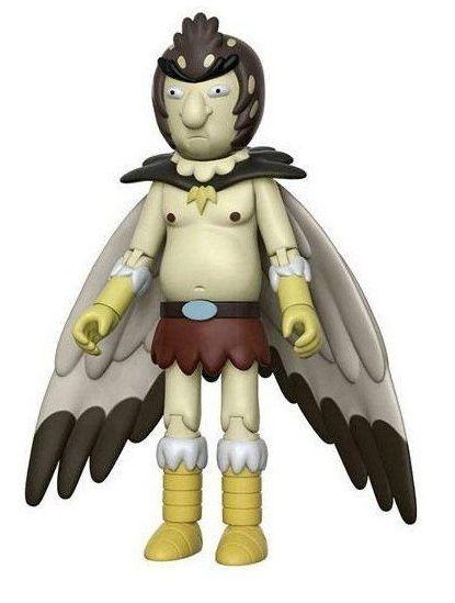 Funko Boneco Birdperson: Rick and Morty - Funko