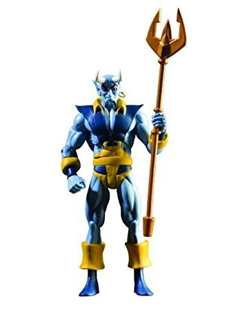 Boneco Blue Devil: History of the DC Universe Series 1 - DC Direct