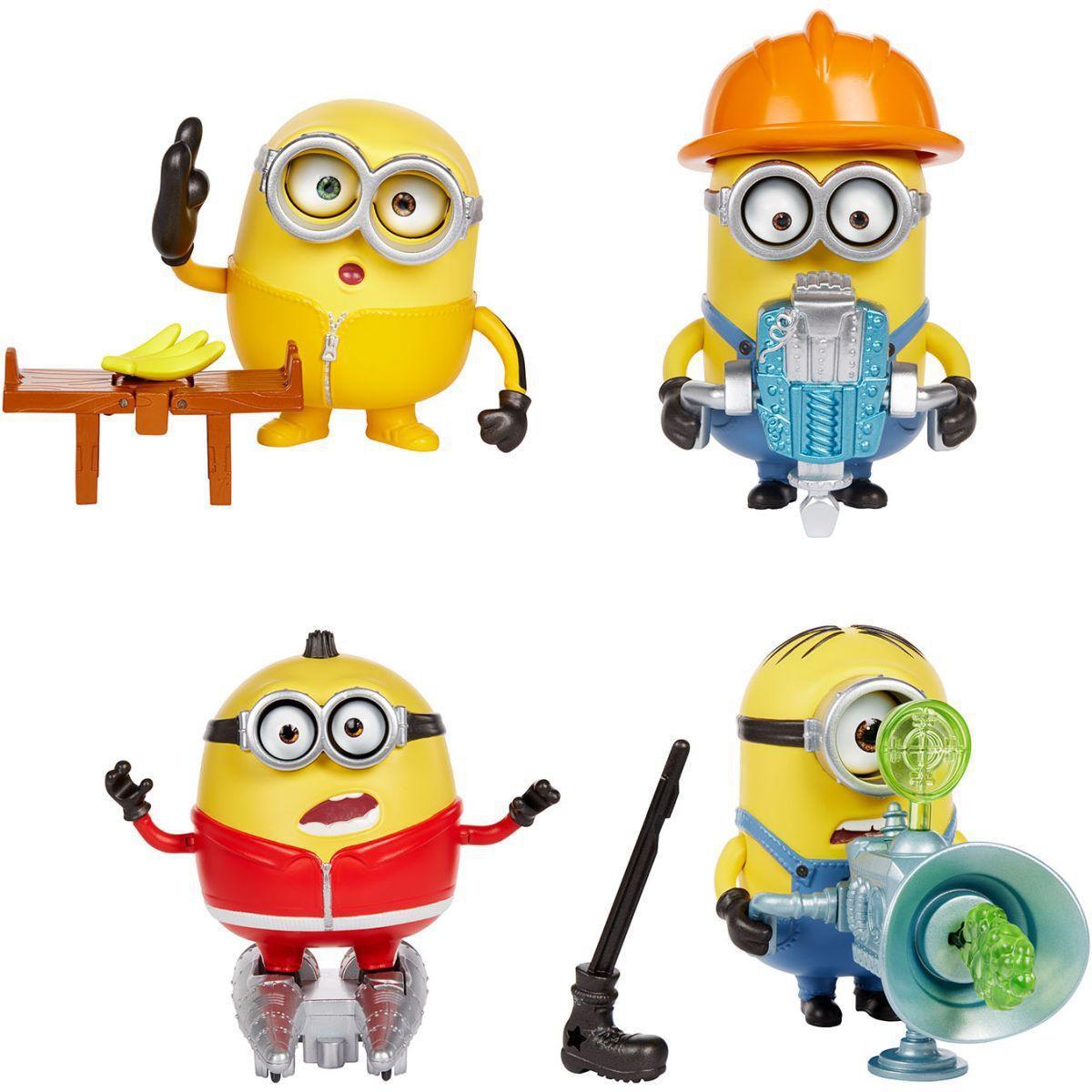 Boneco Bob: Minions (Barulhento e Bagunceiro) - Mattel
