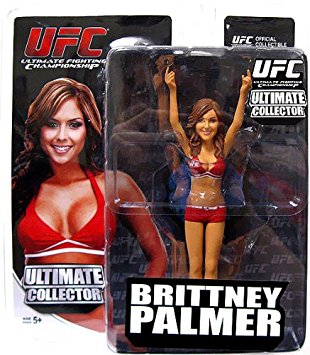 Boneco Brittney Palmer: UFC Ultimate Collector