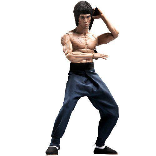 Boneco Bruce Lee: Operação Dragão (Enter the Dragon) Escala 1/6 (DX04) - Hot Toys - CG