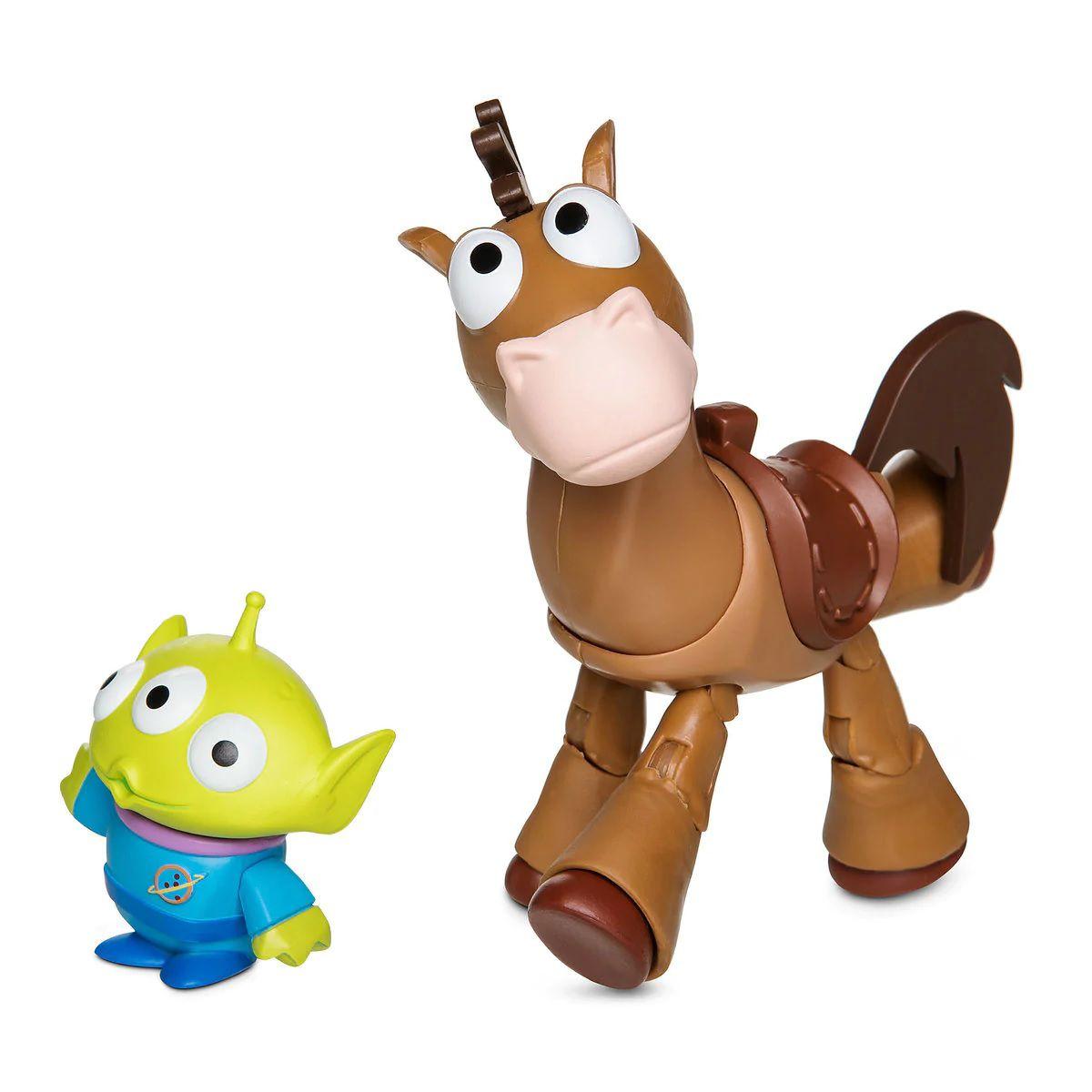 Boneco Bullseye & Alien: Toy Story (Pixar) ToyBox - Disney