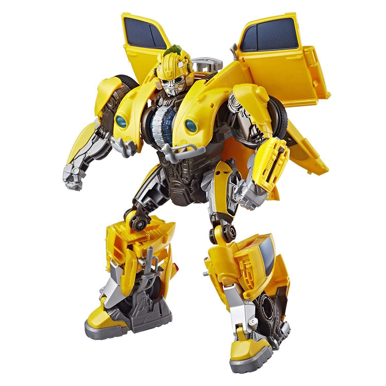 Boneco Bumblebee (Power Charge): Transformers (Bumblebee) (Som) - Hasbro